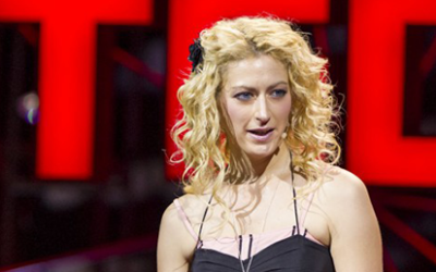 Slotevent Growing Games met keynote Jane McGonigal