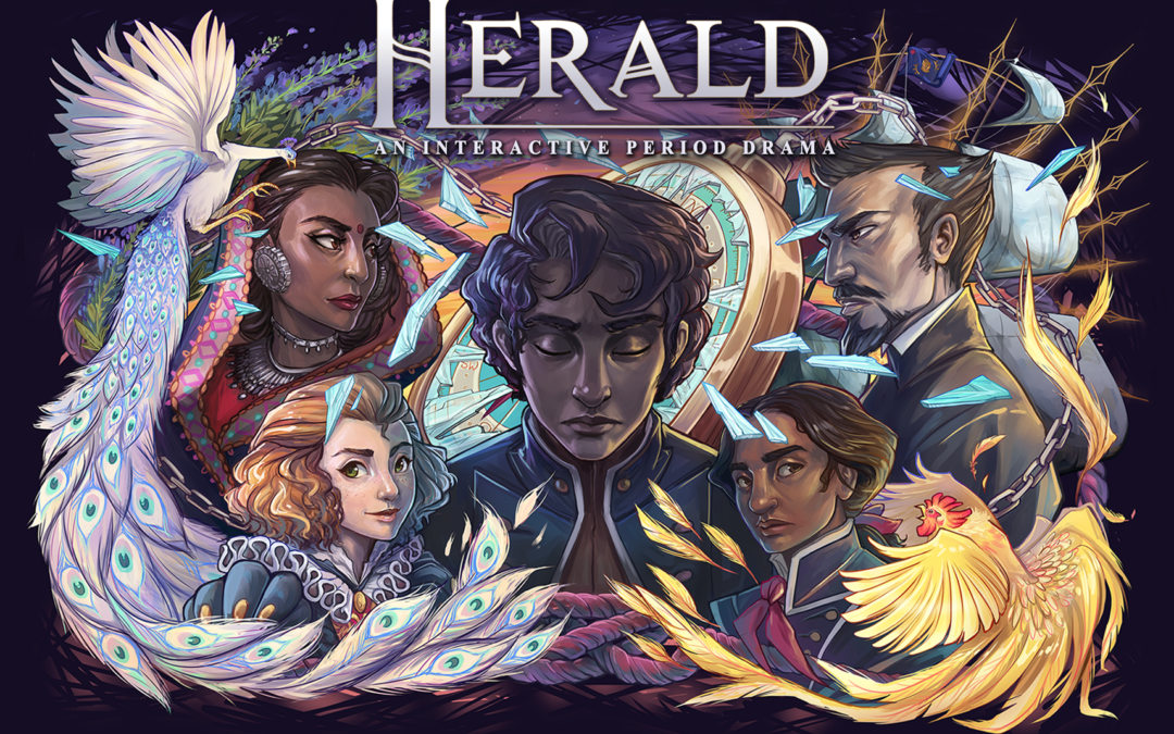 Herald now available on Steam