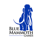 Blue Mammoth Games Logo