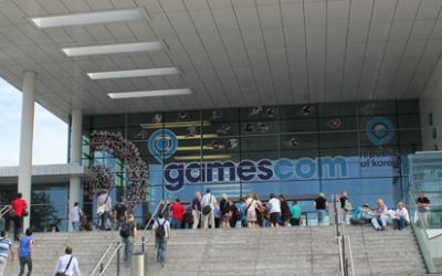 Watch our Gamescom videos with industry experts