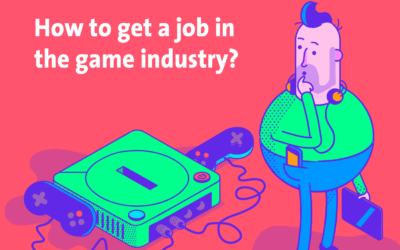 How to get a job in the Dutch game industry part 1: Preparation & Orientation