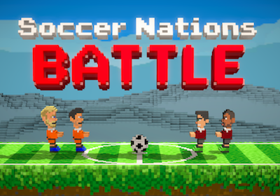 Soccer Nations Battle