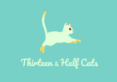 Thirteen & Half Cats