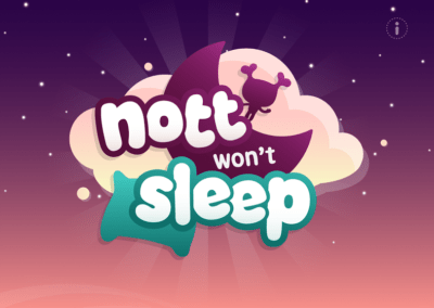 Nott Won't Sleep