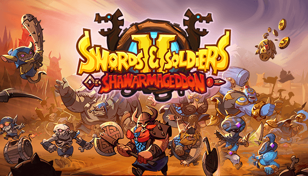Swords & Soldiers II Shawarmageddon
