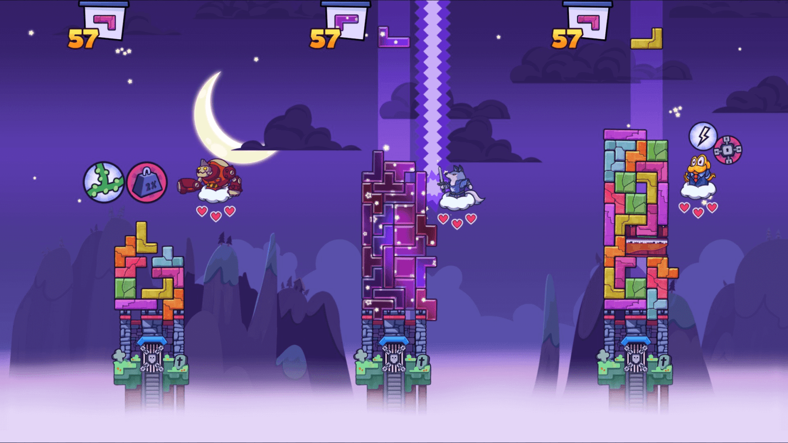 Trick Towers 1