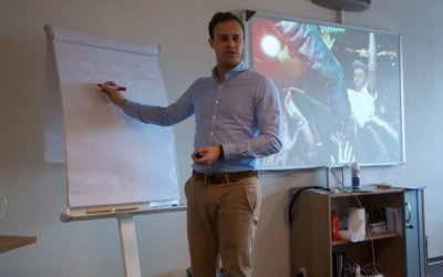 Crowdfunding Workshop Voorjaar 2015