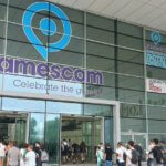 Gamesom Entrance
