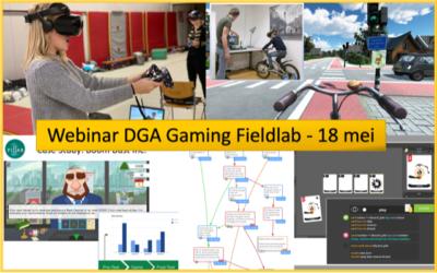 Dutch Game Association is hosting a Gaming Fieldlab