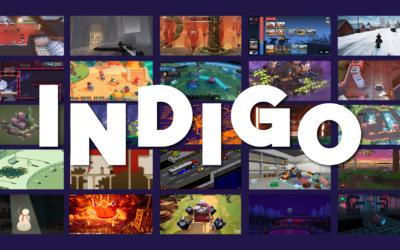 INDIGO 2021 will feature 25 games in the DISCOVER live stream
